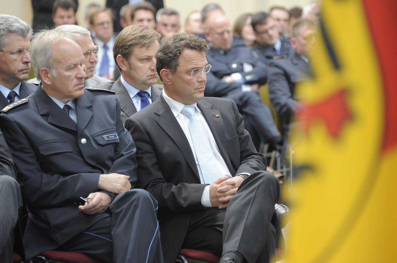 Matthias Seeger / Hans-Peter Friedrich