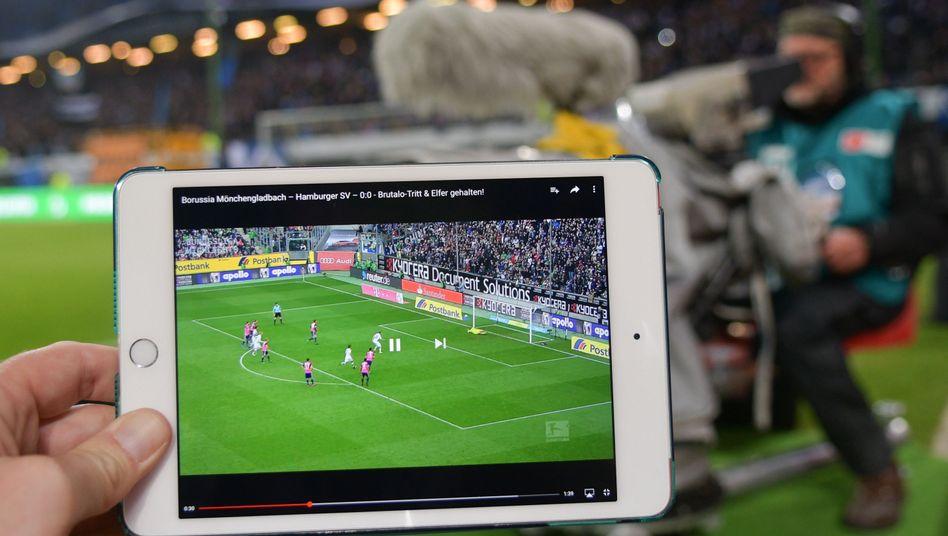 Fußball-EM im Streaming? Sehr wahrscheinlich für 2024