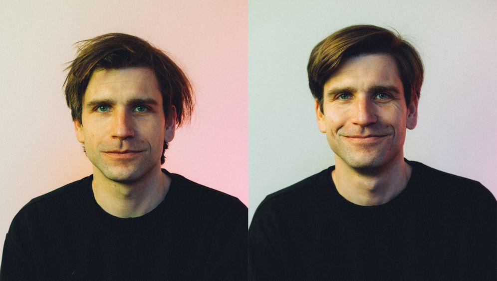 Johannes, 35: Der Projektmanager sagt über seine Haare, dass sie ihm wichtig seien – aber nicht so wichtig, dass er ständig zum Friseur müsse. Deswegen habe er die Zeit ohne gut überstanden.