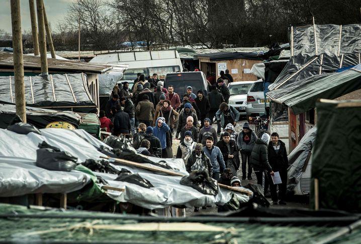 Dschungel in Calais: französische Behörden wollen räumen