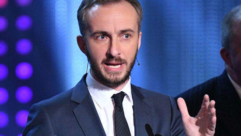 Jan Böhmermann darf ins Hauptprogramm des ZDF