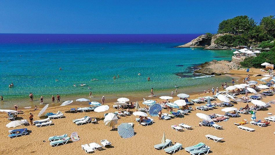 Strand bei Antalya