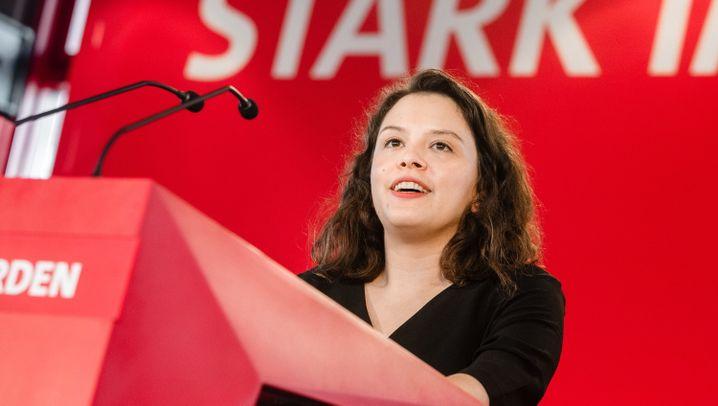 SPD: Kandidaten auf Europaliste