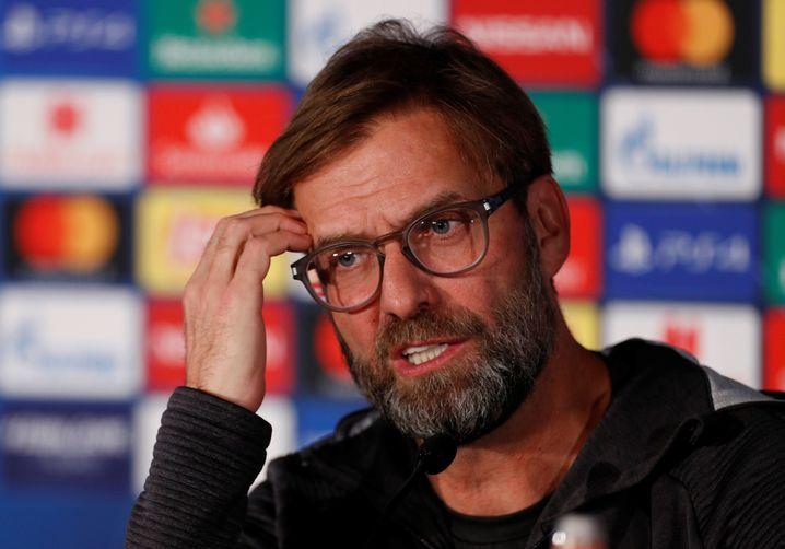Lob für Gegner Salzburg: Liverpool-Coach Klopp
