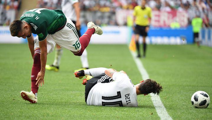 DFB-Pleite gegen Mexiko: Der entzauberte Weltmeister