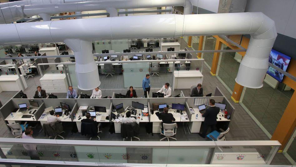 Büros von IBM in Dublin (Archivbild)