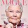 Judi Dench wird älteste Frau auf Vogue-Cover