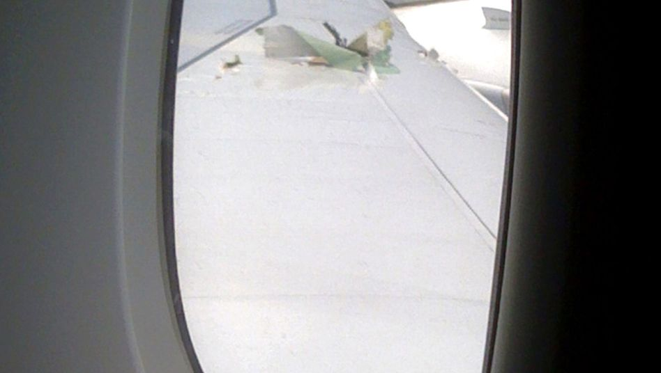 The Qantas A380 sustained more damage than originally thought earlier this month when an engine exploded just after take-off.