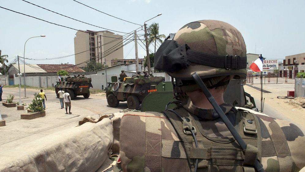 Frankreichs Militär: Einsatz in der Elfenbeinküste