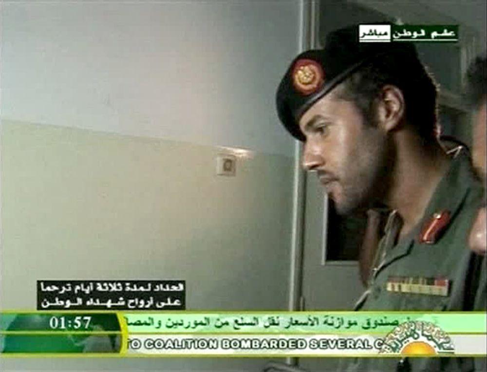 Chamis Gaddafi XXL
