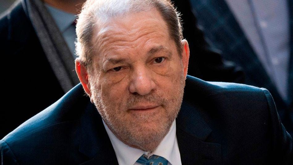 Auch in Los Angeles beschuldigen mehrere Frauen Harvey Weinstein sexueller Übergriffe (Archivfoto)