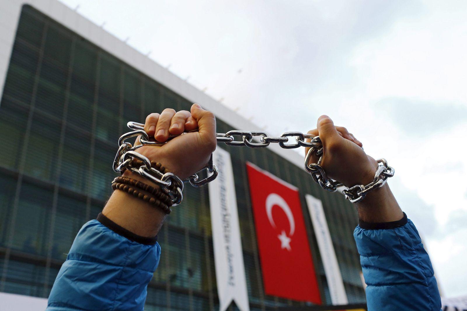 Pressefreiheit - Türkei