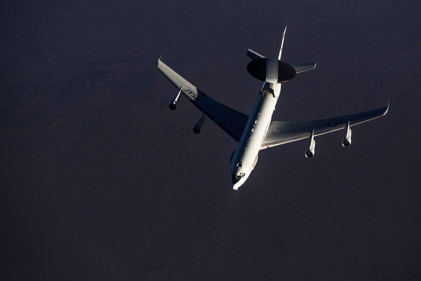 US Air Force/ E-3 Sentry/ AWACS