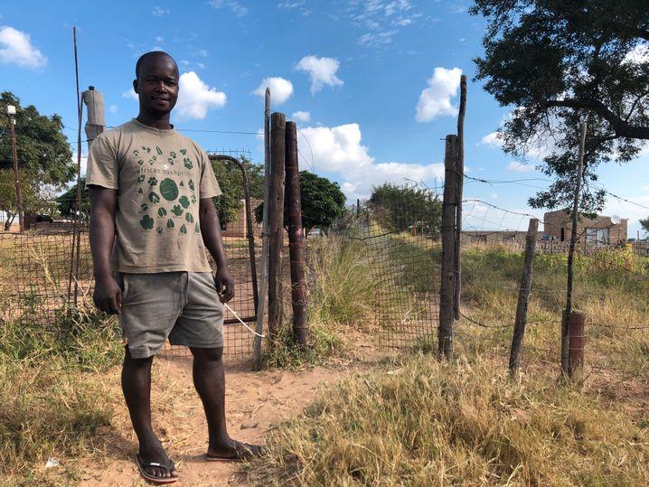 Ehemaliger Ranger Prince Nkuna