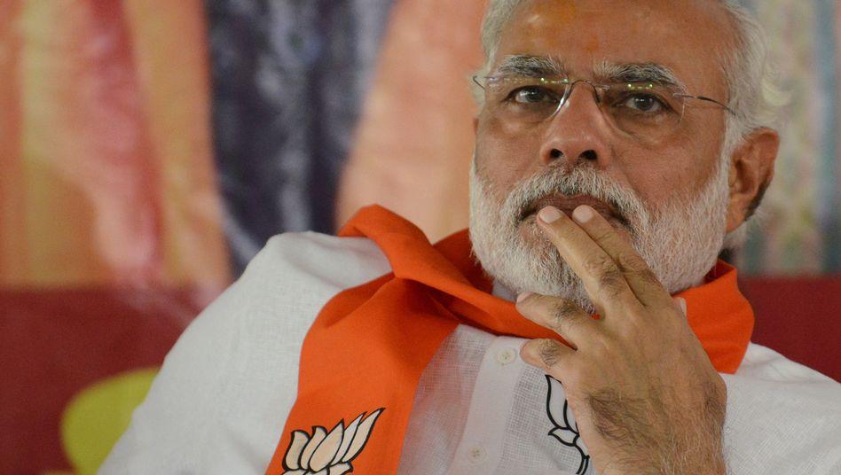 Wahlsieger Narendra Modi: Hindu-Nationalisten lösen Kongresspartei ab