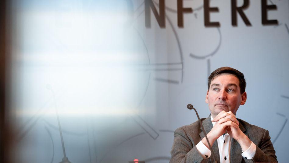 Noch-NRW-SPD-Vorsitzender Sebastian Hartmann: Die Parteiführung nach einer Übergangszeit übernommen