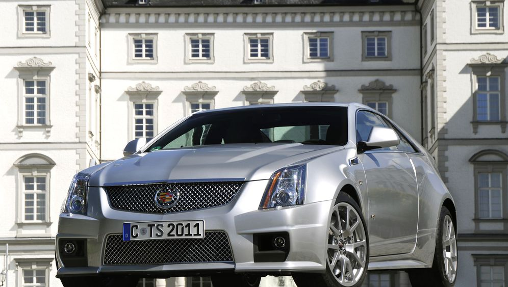 Cadillac-Neustart: Der nächste Versuch