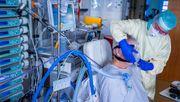 Robert Koch-Institut meldet erstmals mehr als 1000 Tote innerhalb eines Tages