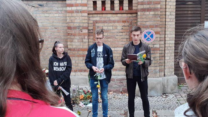 """Schülerprojekt in Halle: """"Tagebuch der Gefühle"""""""