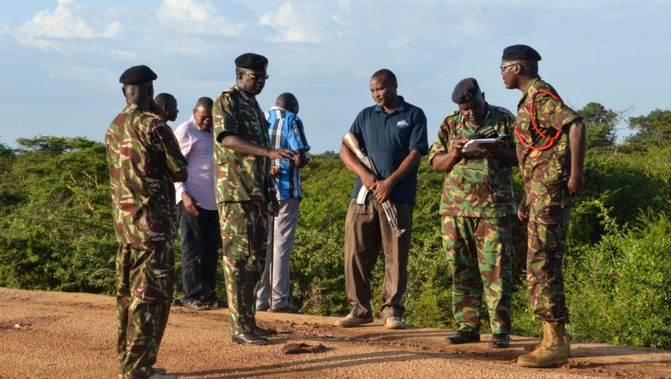 """Terroroffensive in Kenia: Islamisten töten vier Schulkinder, USA verstärken """"Camp Simba"""""""