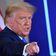 Trump spricht laut »NYT« von eigener Begnadigung