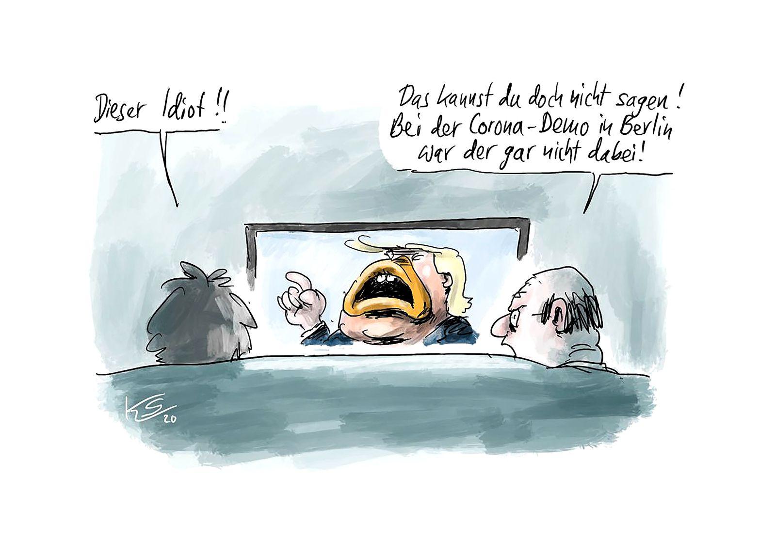 Cartoons/ 06.08.20