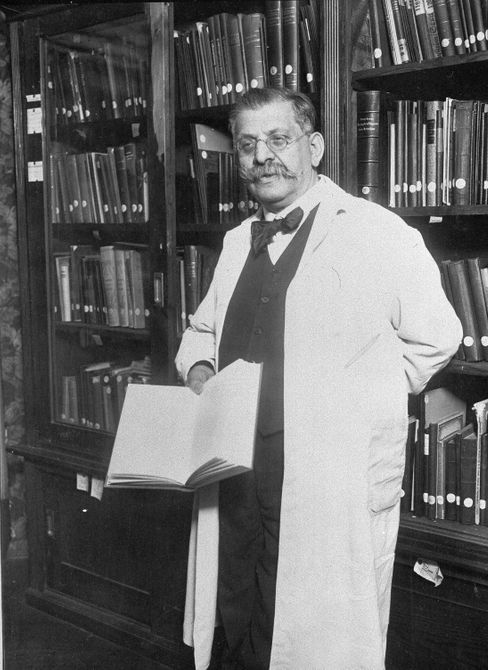 Sexualwissenschaftler Magnus Hirschfeld