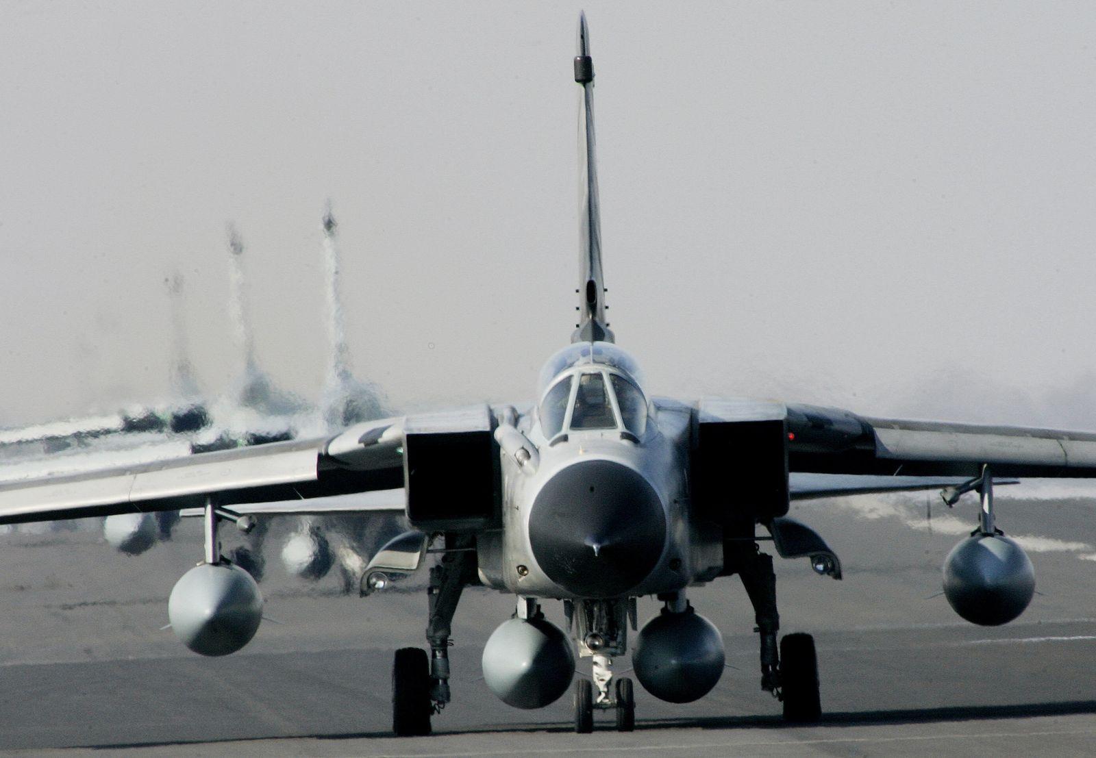 Syrien / Luftwaffe / Recce Tornado