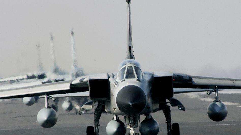 Bundeswehr-Einsatz gegen den IS: Aufungewisser Mission