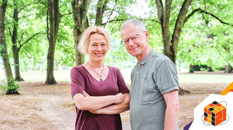Autorenpaar Butterwegge