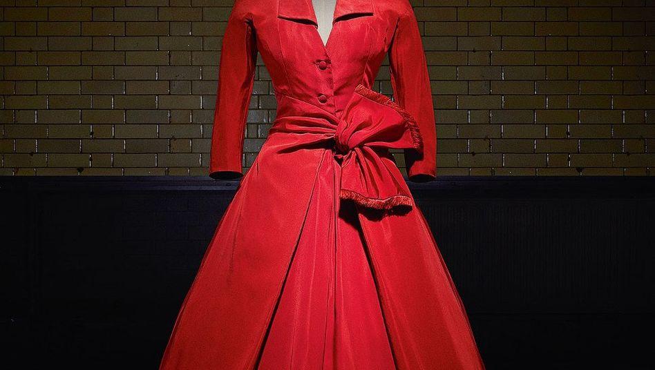 Afternoon-Dress aus der Haute-Couture-Kollektion 1955