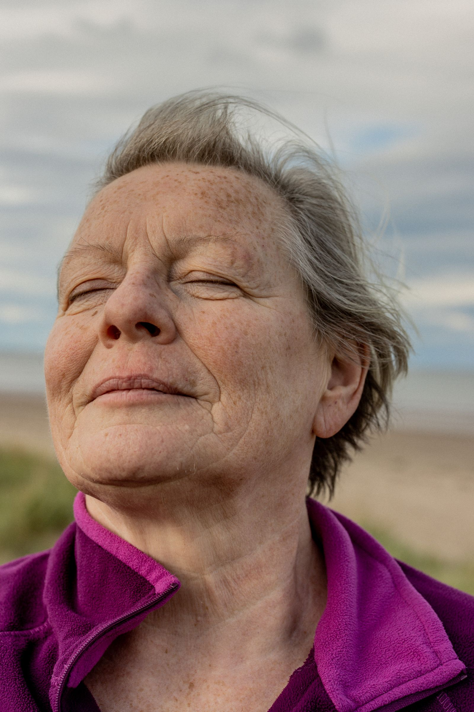 EINMALIGE VERWENDUNG SPIEGEL+ SP 46/2019, S:60 Joy Milne / Parkinson