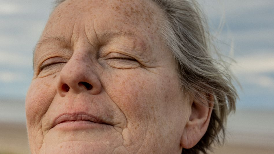Joy Milne and her valuable nose