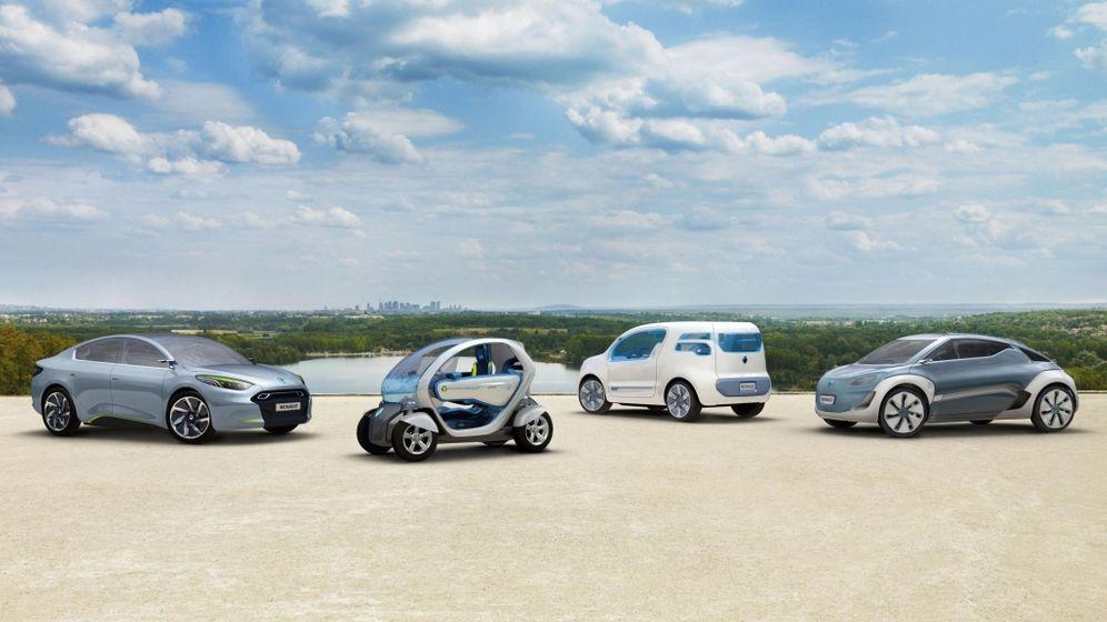 Renault-Nissan-Strategie: Vorfahrt fürs Elektro-Auto