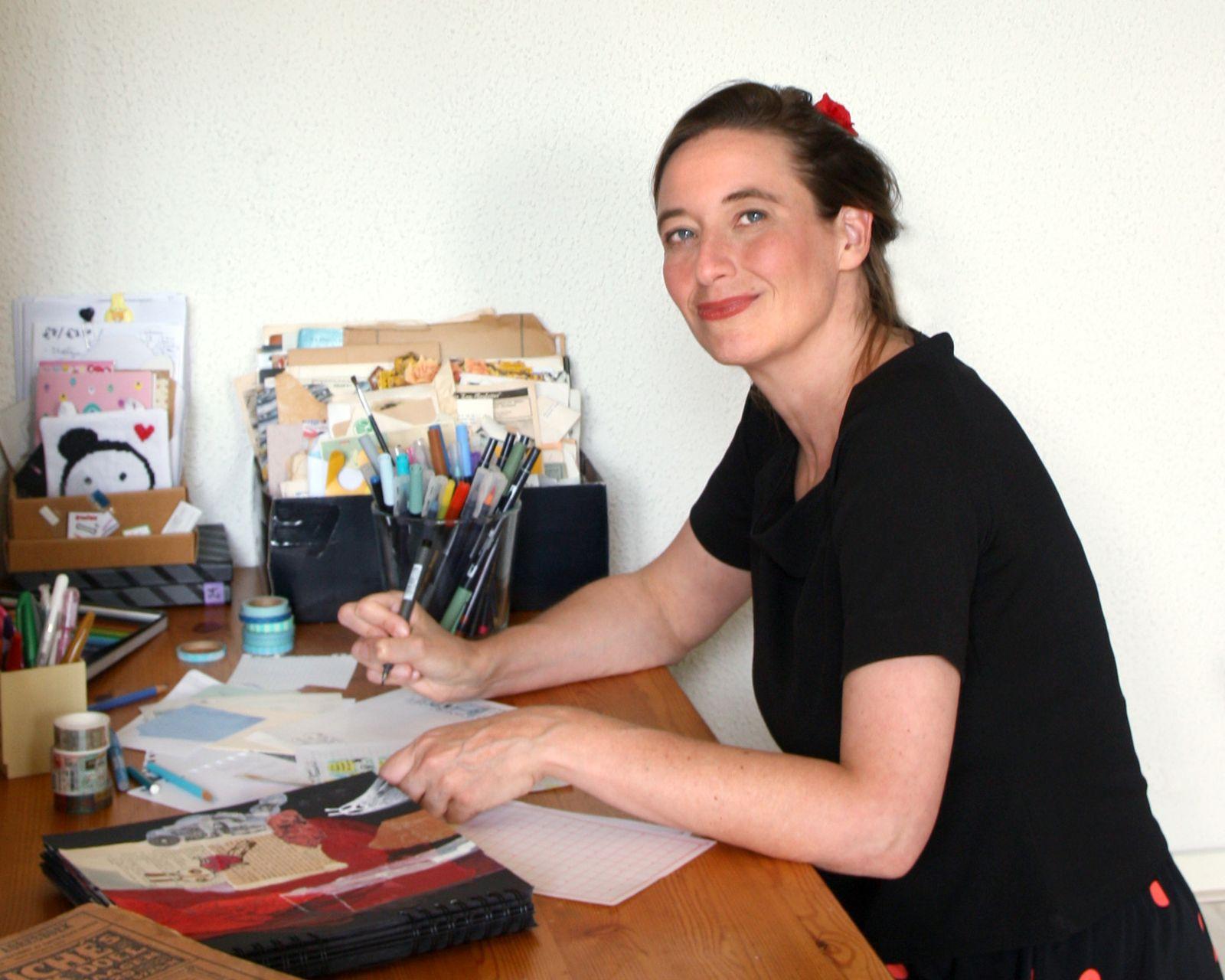 EINMALIGE VERWENDUNG Buch/ Maaike Hartjes/ Burnout