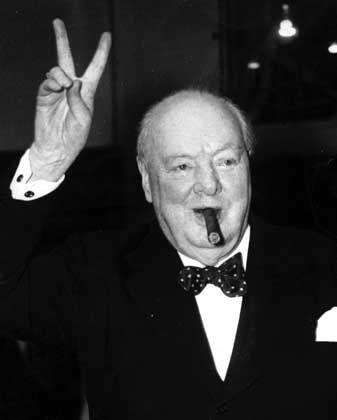 Ex-Premier Churchill (1954): Stalins große Weitsicht