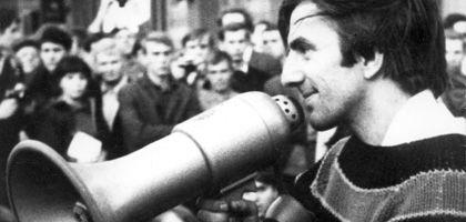 Studentenführer Dutschke: Gegen alles protestiert
