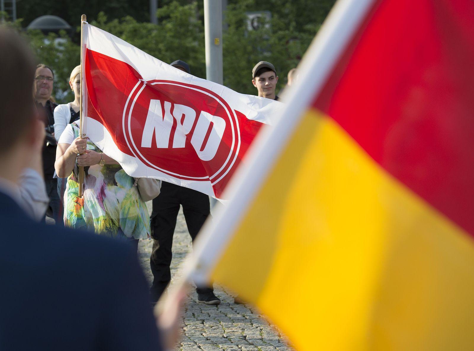 NPD in Dresden