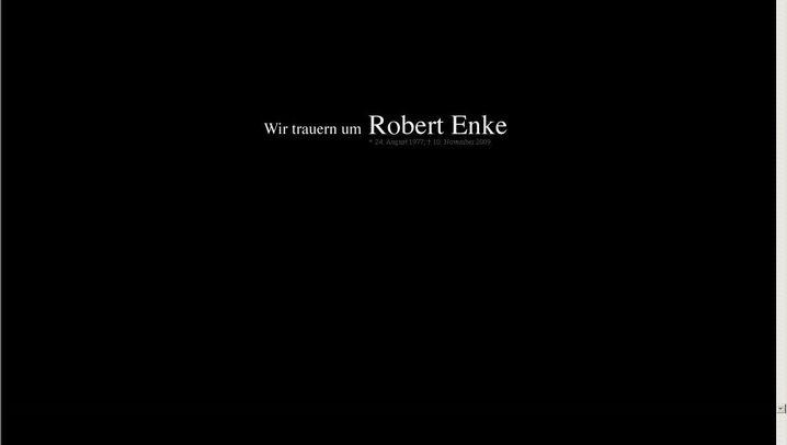 Tod von Robert Enke: Anteilnahme von Barcelona bis Jena