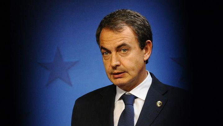 Photo Gallery: Spain Assumes EU Helm