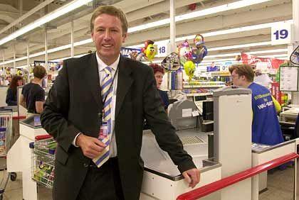 Ehemaliger Wal-Mart-Manager Hafner