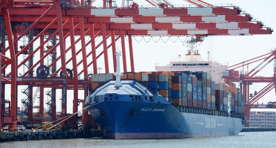 Hafen von Newark: Millionen neuer Arbeitsplätze durch Freihandel mit EU