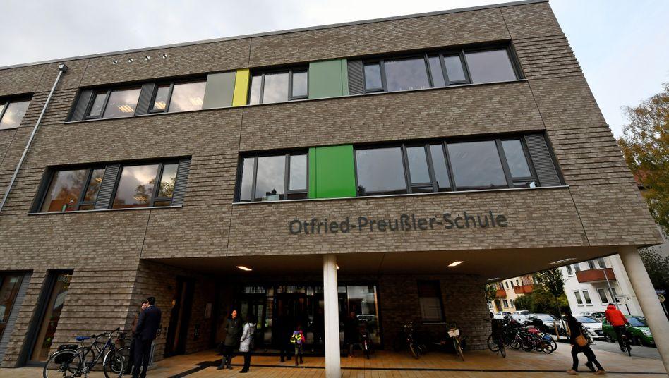 Besonderes inklusives Grundverständnis: Otfried-Preußler-Schule in Hannover (Archivbild)