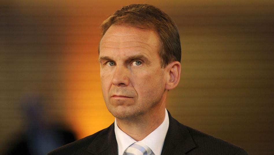 CDU-Politiker Althaus: Kurzurlaub nach Rückkehr ins Amt