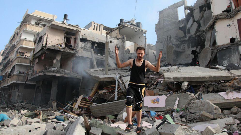 Konflikt in Nahost: Die fünfte Bombennacht