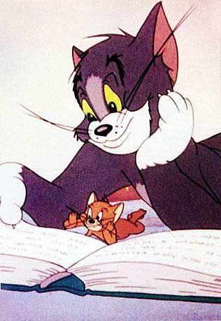Tom und Jerry: Zeichentrickfiguren als Babysitter