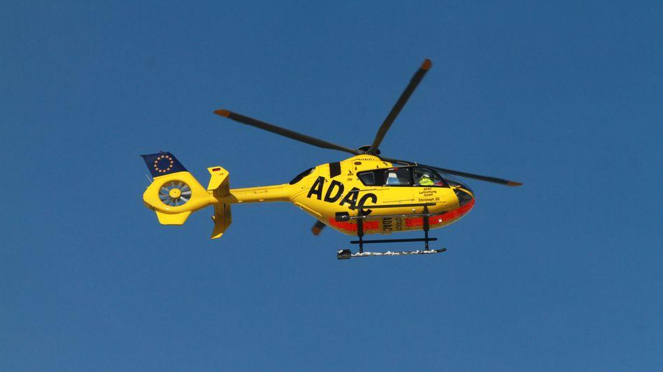 """ADAC-Rettungshubschrauber: """"Nicht von A nach B fliegen"""""""