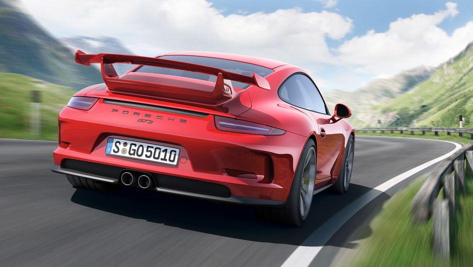 Porsche 911 GT3: Die EU zeigt sich bei neuen Lärm-Grenzwerten großzügig