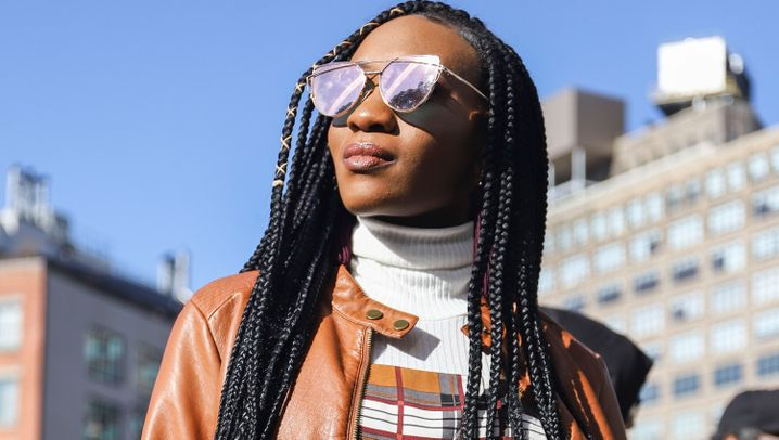New York: Freiheit für's Haar