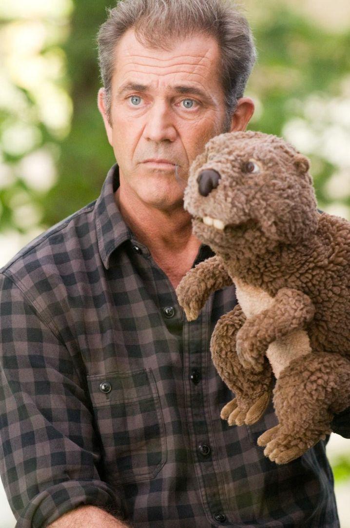 Mel Gibson und sein Biber: Wenn die Handpuppe das Kommando übernimmt